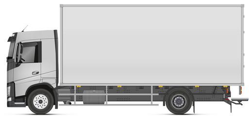 photos illustrations et vid os de camion profil. Black Bedroom Furniture Sets. Home Design Ideas