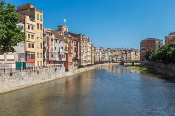 Girona Riverside Houses
