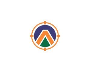 Adventure/Hunting/Hunter/A Letter Logo Vol. 2