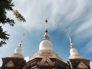 triple pagoda