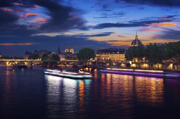 Institut de France et Pont de Ars