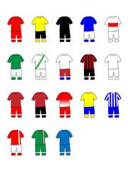 German League Clubs Kits 2013-14 Bundesliga