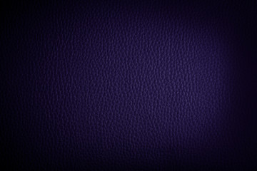 dark purple  leather background or texture with dark vignette bo