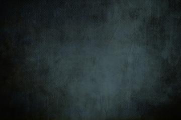 dark abstract background on canvas texture