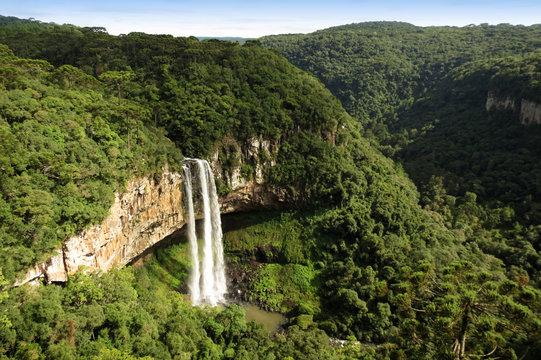 Cachoeira Caracol - Gramado e Canela - Rio Grande do Sul