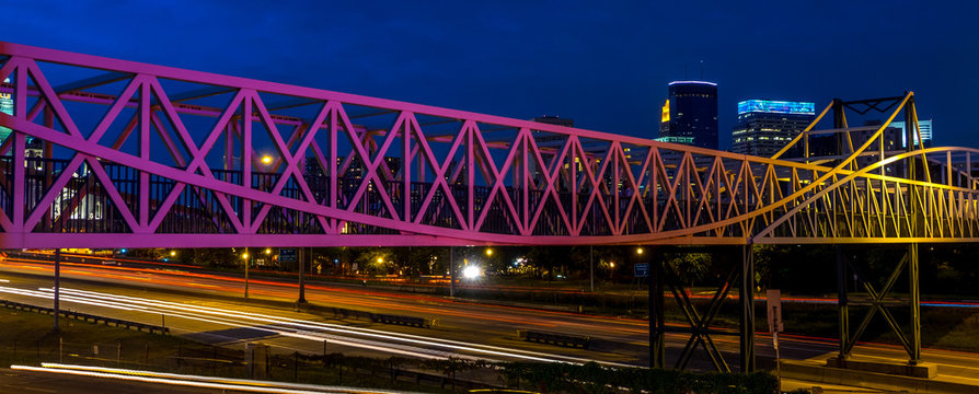 Irene Hixon Whitney Bridge, Minneapolis, MN