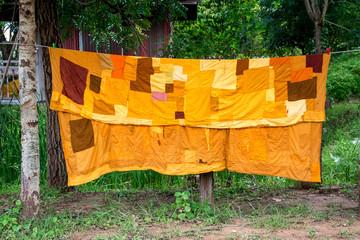 Buddha monk clothing