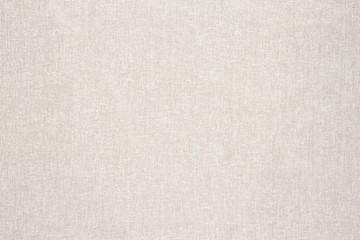 White cream color Fabric texture background