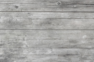 Rustic grey wooden table top view background