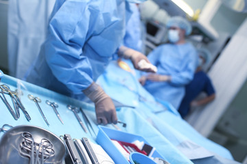 Surgery in the ICU
