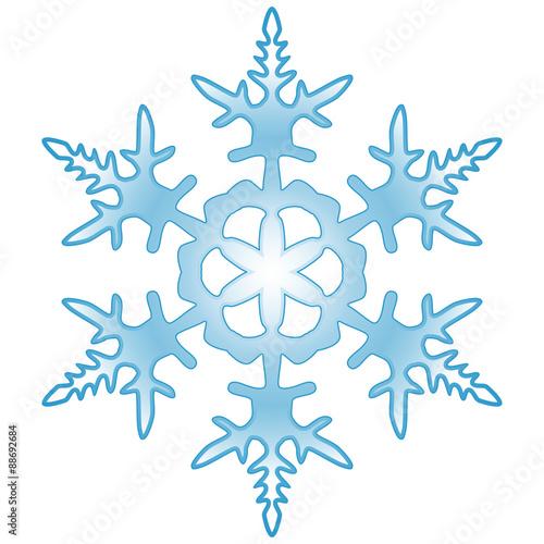"""schneeflocke schnee winter symbol vektor blau"