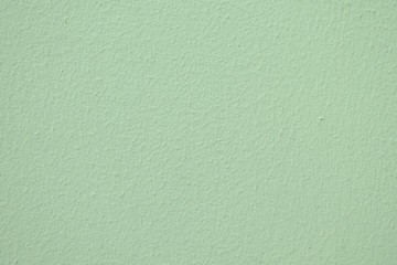Pale green cement texture used for background