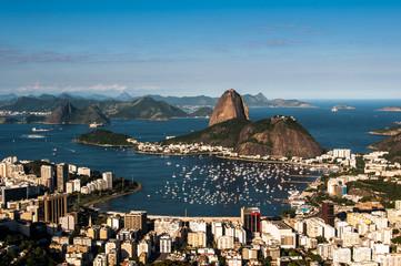 Wall Mural - Rio de Janeiro and Sugarloaf Mountain