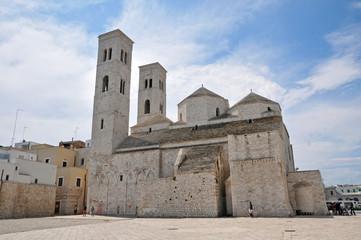 Molfetta, la cattedrale - Puglia