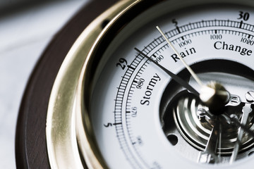 Barometer Stormy