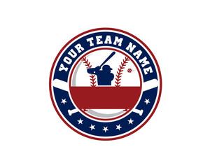 baseball team logo 3