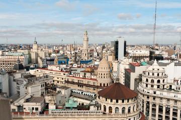 Microcentro, Ausblick über Buenos Aires Argentinien