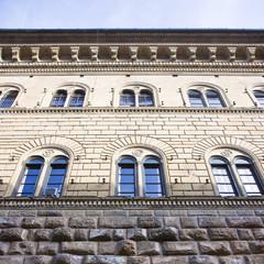 The Medici Riccardi's Palace (Italy - Tuscany - Florence)