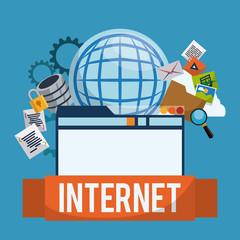 Internet design.