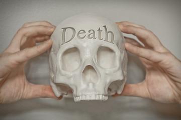Skull Engraving Death