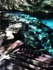 Cenote Dos Ojos - Messico