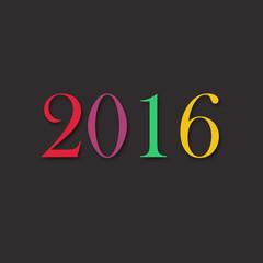 2016 Flat Color