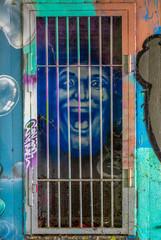 Graffiti: Gefangen