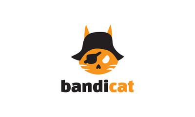 """Logo concept """"Bandicat"""""""
