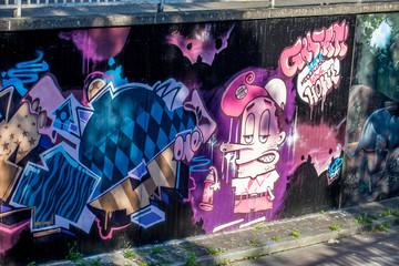 Graffiti: Sprayer
