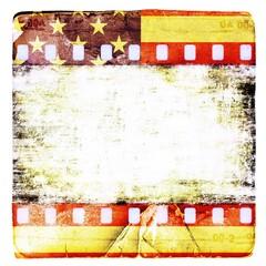 Grunge americans film frame