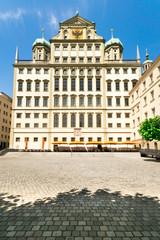 Augsburg Rathaus Elias-Holl-Platz