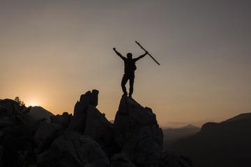mutlu dağcı&mutlu lider