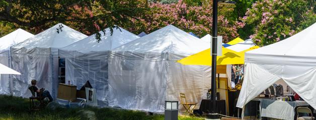 County Fair Shop Tents