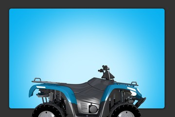 Quad ATV Background