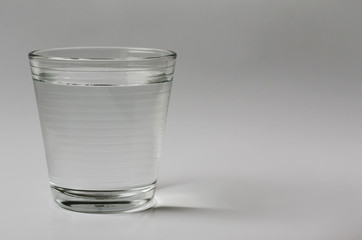 Glass of Drinking Water.