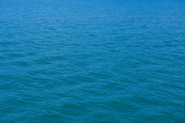 blue sea, water seascape abstract background