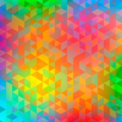 Blur kaleidoscope