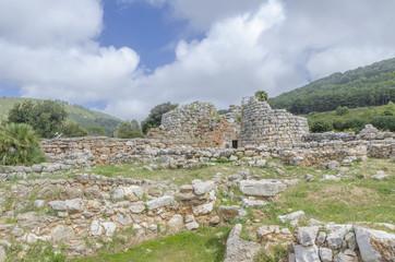 Nuraghe Palmavera, Alghero, Sardinia, Italy