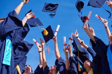 high school graduates students