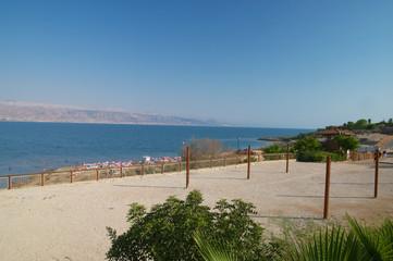 Kalya resort of dead sea