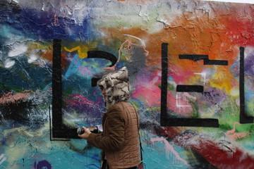 Graffiti Maler