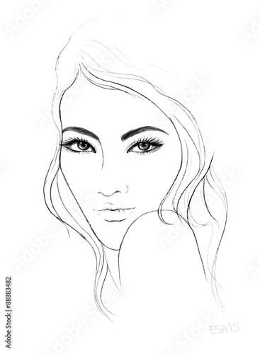 Черно белое фото девушек арт, порно в маске грубо