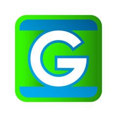 G Logo Icon Vector