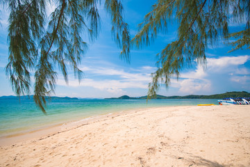 Naka Noi beautiful island in Phuket, Thailand