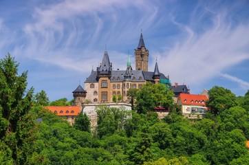 Wernigerode Schloss - Wernigerode castle 01