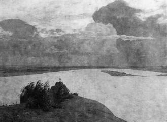 Above Eternal Peace (Isaac Levitan, 1894)