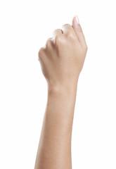 Faust Frauenhand