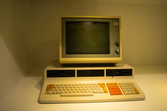Some of the first personal computers