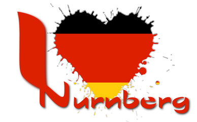 I love Nurnberg