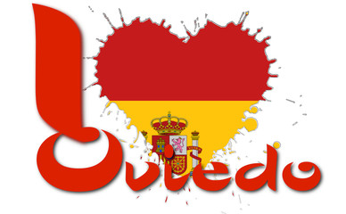 I love Oviedo